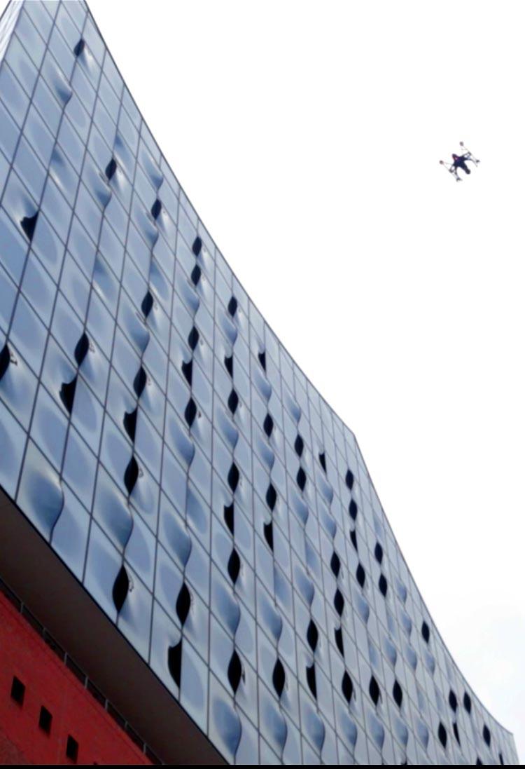 3D Gebäudescan