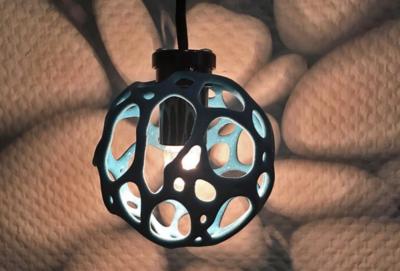 3D Lampe