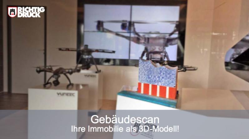 Elbphilharmonie als 3D Model