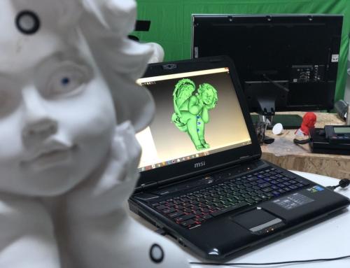 Mobiles 3D Scannen